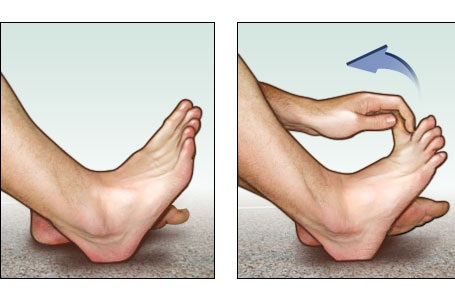 Toe Extension